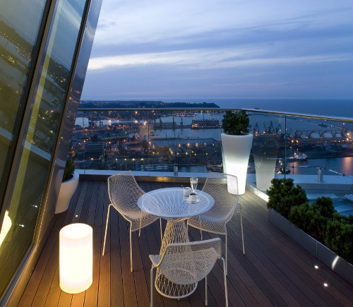 Apartament w Sea Towers 24
